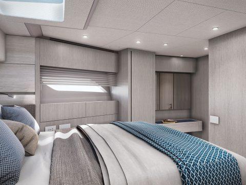 New project Ferretti Yacht 500 インテリア PART2