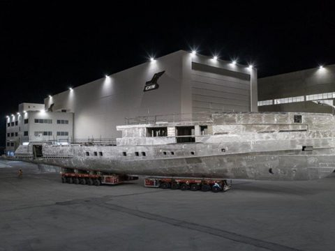 CRN New Bespoke Mega Yacht 142